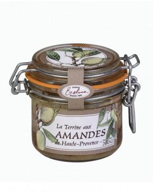 Terrine aux amandes du pays de Valensole 200 g