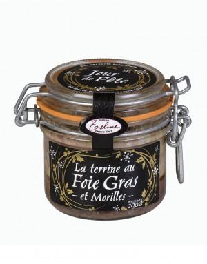 Terrine à la tapenade aux olives de Nyons AOP