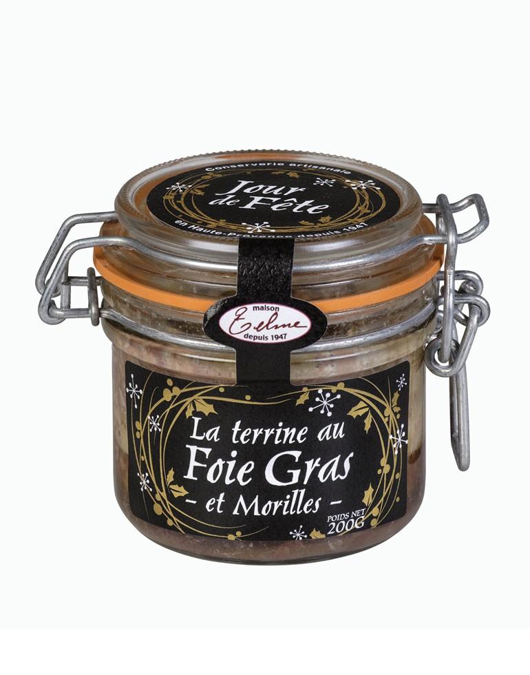 Terrine aux olives de Nyons AOP