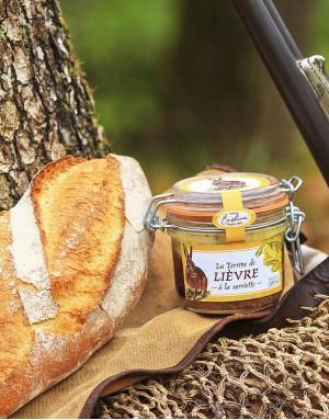 Terrine au foie gras et morilles, 200g